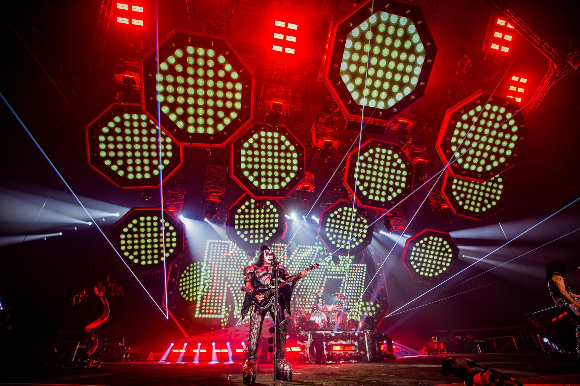 So war das KISS Konzert in der Arena Leipzig am 27.05.2019