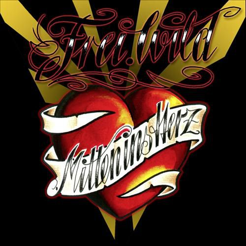 Frei.Wild Album cover Mitten ins Herz 2006