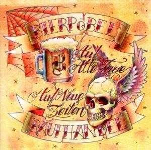 Bierpoebel Raufhandel album cover