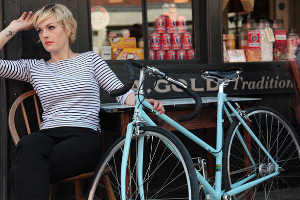 Cooper Bikes shoot
