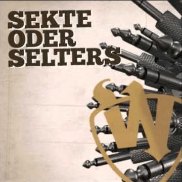 DER W Stephan Weidner - Sekte oder selters Cover