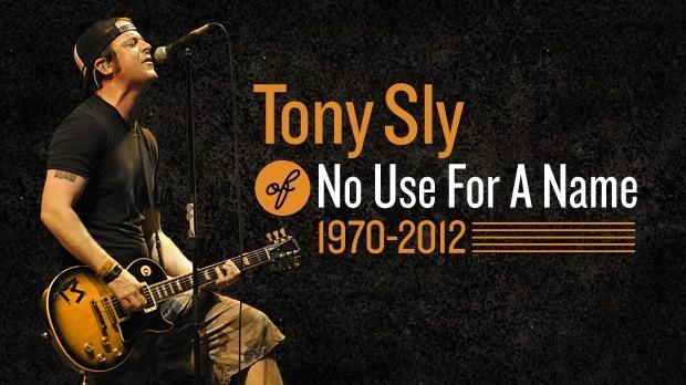 NUFAN Tony Sly foto