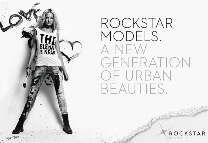Rockstar Models Urban Beauties