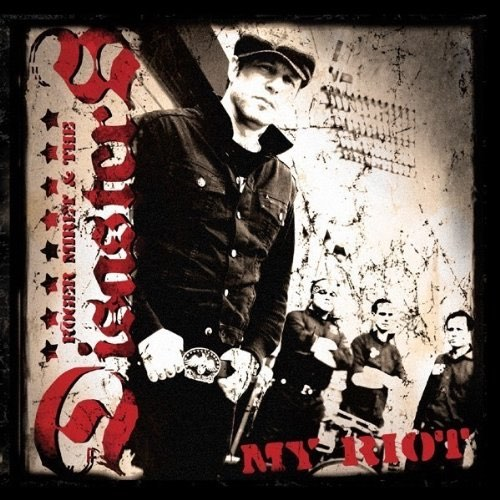 Roger Miret & The Disasters Plattencover Album Cover