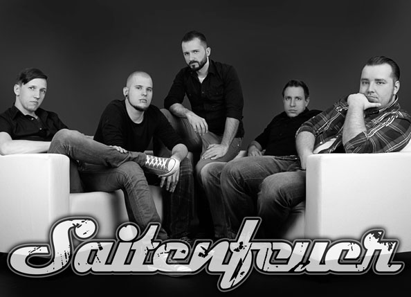 Saitenfeuer Interview Deutschrock Band Bandfoto