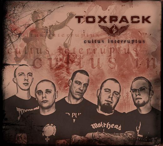 AlbumCover:TOXPACK CultusInterruptus