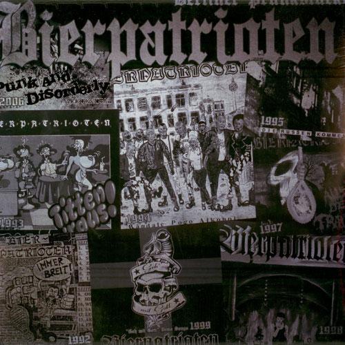 BIERPATRIOTEN BerlinerPrunkstücke(RandaleRecords)