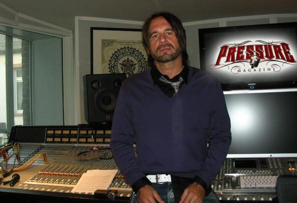 DER W Stephan Weidner im Frankfurter Nordend Studio im Interview zum Album Autonomie