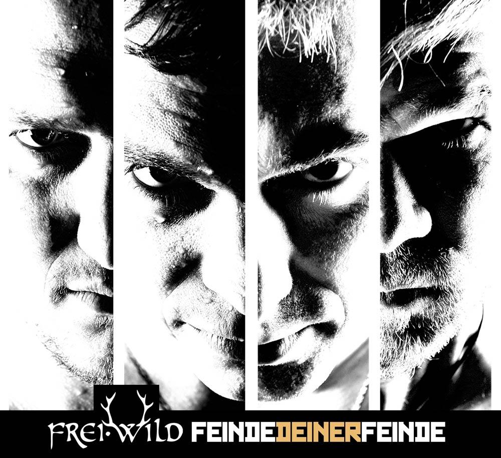 FreiWild FeindedeinerFeinde AlbumCover