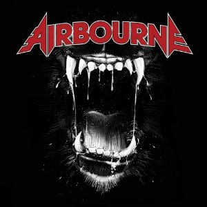 airbourne blackdogbarkingAlbumCover