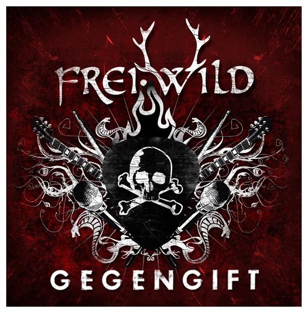 Frei.WildGegengiftAlbum Cover