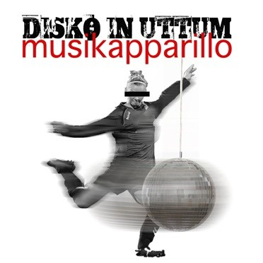 musikapparillo disko in uttum