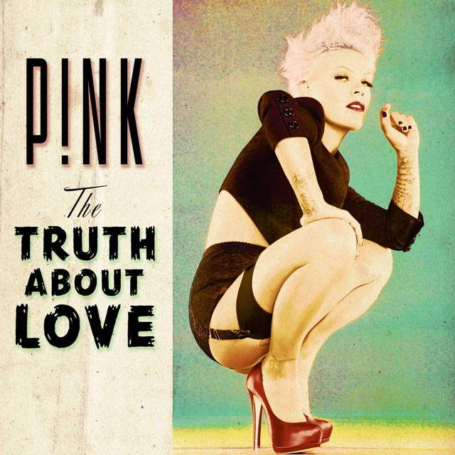 pink the truth about love cover