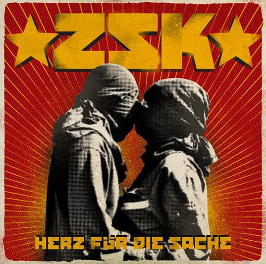 ZSK HerzfürdieSacheAlbumCover