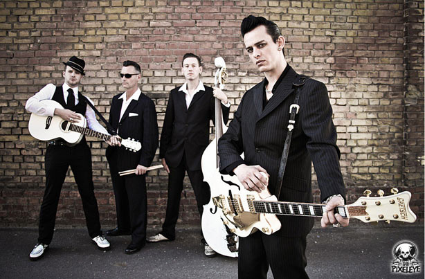 jim jeffries bandfoto