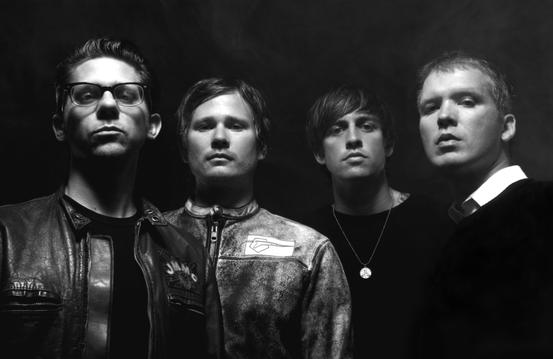 Angels and airwaves bandfoto poet