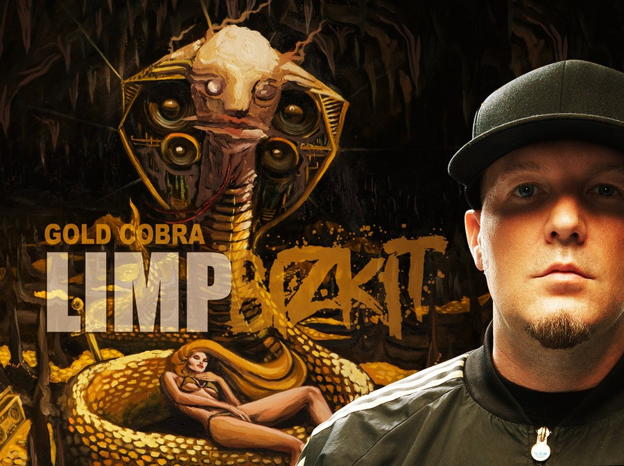 Limp Bizkit  Gold Cobra by Kolixx