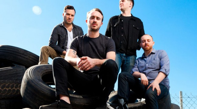 The Menzingers - Bandfoto