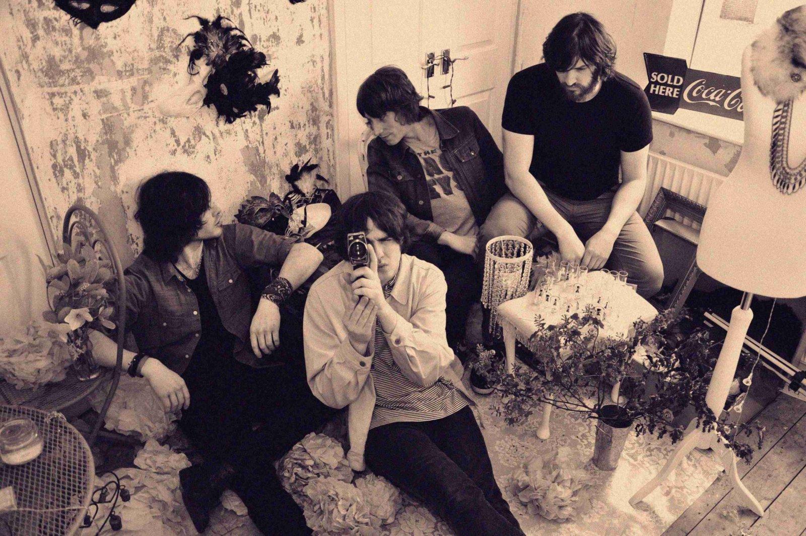TheArkanes Band Liverpool l