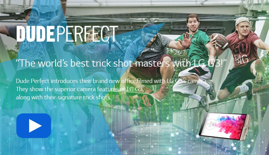 Dude Perfect LG