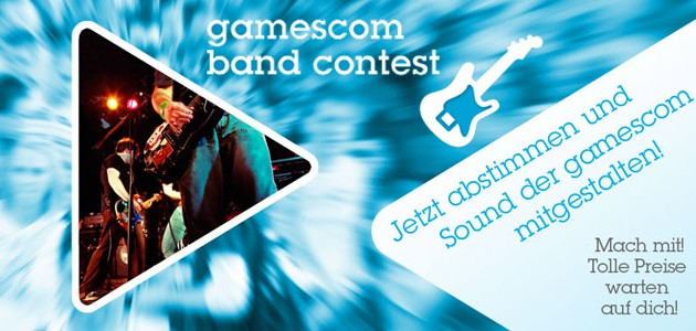 Gamescom bandcontest 2014