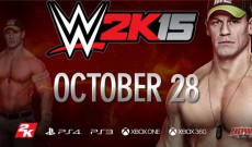 WWE 2K15 videogames preview
