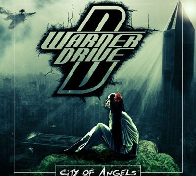 Warner Drive - City Of Angels - Album Cover (2014)