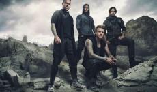 Papa Roach - Bandfoto 2014 (Quelle: facebook.com/paparoach)