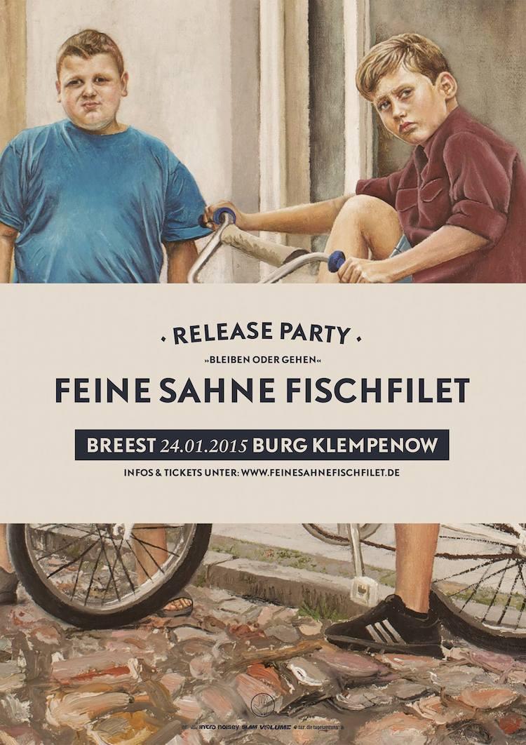 Feinesahnefischfilet SFF Poster