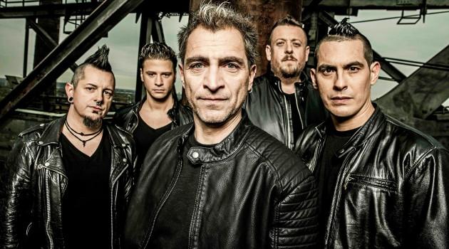 Betontod Punkrock Band Artist Foto 2015