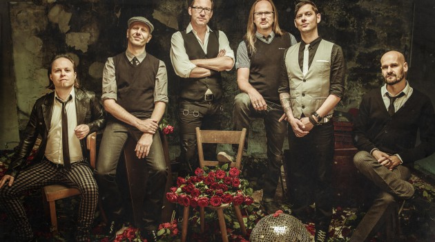Fiddlers Green Bandfoto 2015