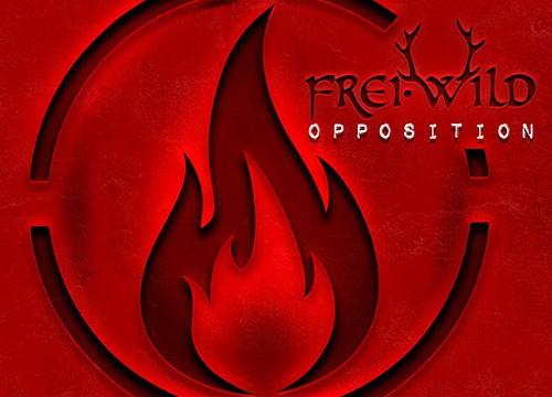 Frei.Wild Opposition Album Cover 2015