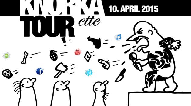 """KNORKATOR veröffentlichen Live-DVD/Blu Ray """"KNORKATOURETTE"""" am 10.04.2015"""