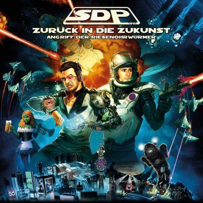 SDP ZurückindieZukunst AlbumCover()