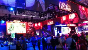 Gamescom 2013 - League Of Legends - Foto: Marcus Berg