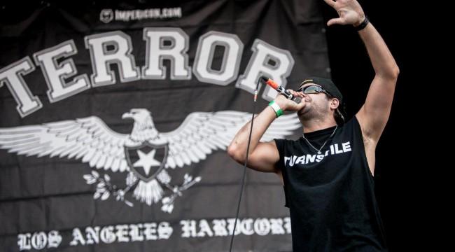 Terror With Full Force 2015 - Foto: Tilo Klein