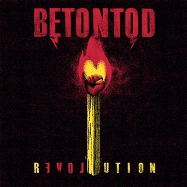 BETONTOD – Enthüllen »Revolution«-Cover und kündigen Single 'Küss Mich' an