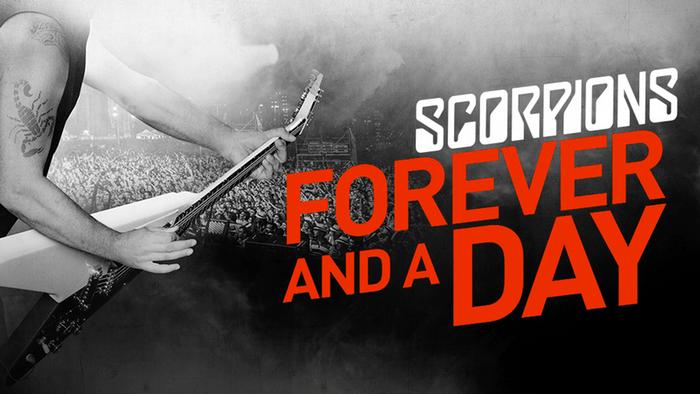 Scorpions forever film dvd