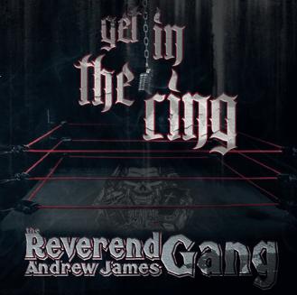 TheReverendAndrewJamesGang GetIntheRingAlbumcover(SkiKing)