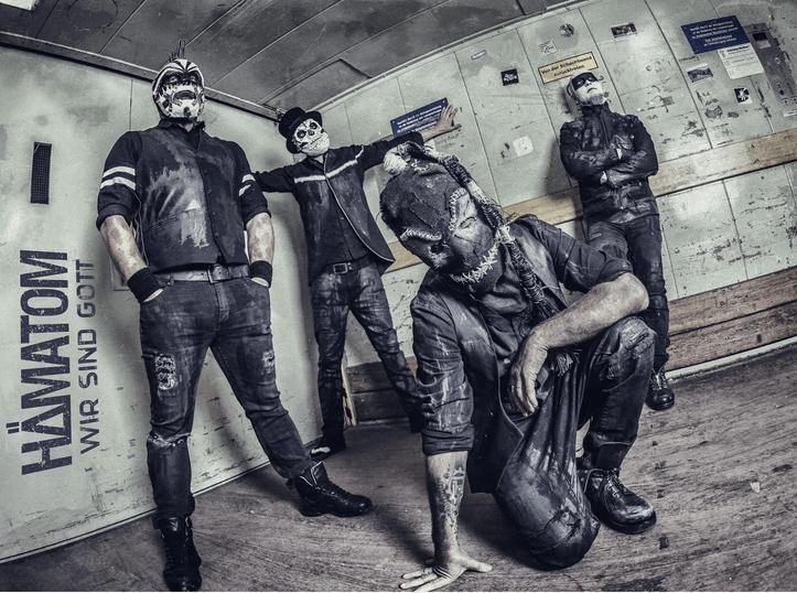 haematom - wir sind gott - interview pressure magazine 2016