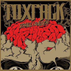 Albumcover: TOXPACK Schall und Rausch (31.03.2017)
