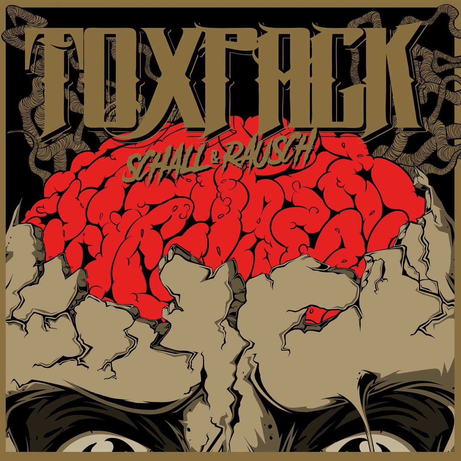 Albumcover:TOXPACKSchallundRauschVÖ:..