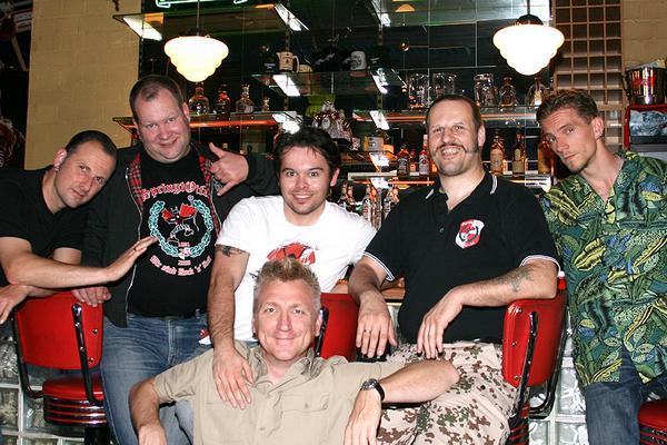 SpringtOifel Band Interview Mainz 2007