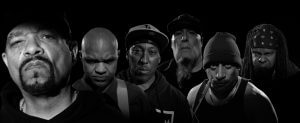 ICE-T Crossover-Metal-Band BODY COUNT Bandfoto 2017