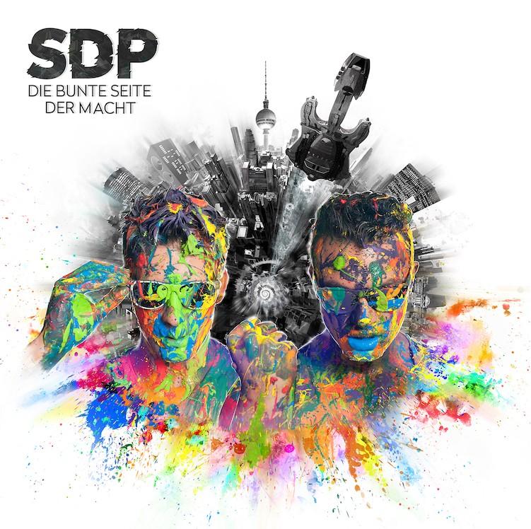 """DasneueSDPAlbum""""DiebunteSeitederMacht""""erscheint.."""