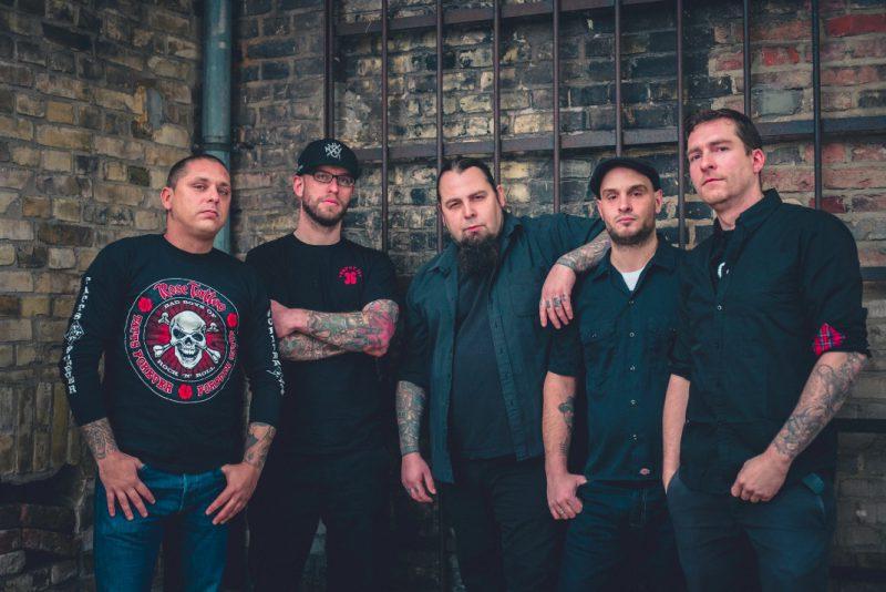 Die Berliner Streetcore Band TOXPACK mit neuem Album