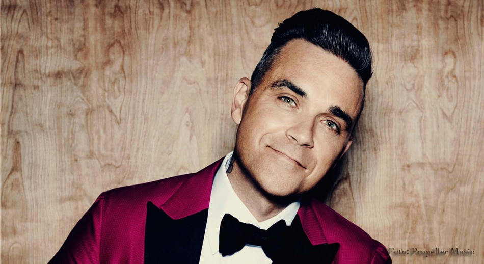 Robbie Williams live in München - Olympiastadion 22. Juli 2017 - Popstar The Heavy Entertainment Show