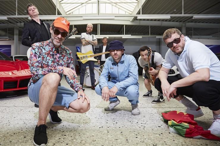 Beatsteaks featuring Deichkind L auf der Stirn 18. August 2017 Foto Credit: DENNIS_FISCHER