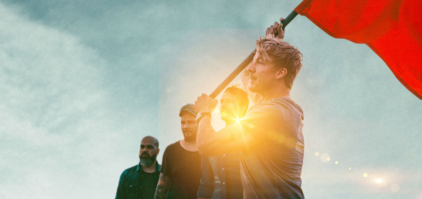 Konzert Ticket Vorverkauf zu Sunrise Avenue Arena Tour 2018 zum Heartbreak Century Album