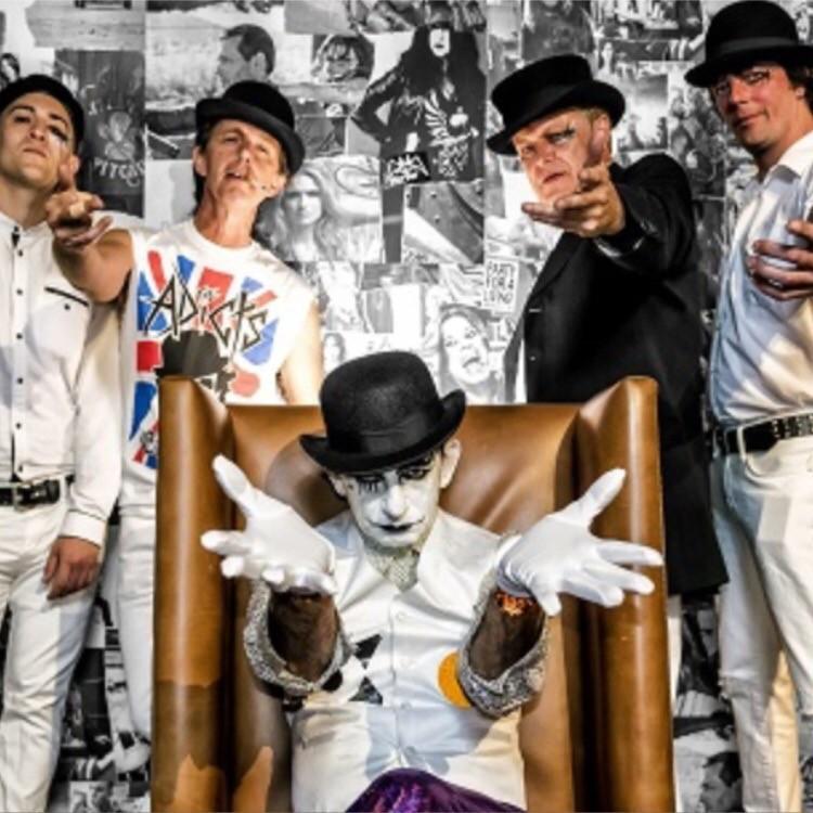 THE ADICTS veröffentlichen neue Single und 7″ Picture The Scene